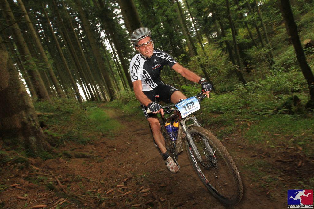 Jörg Freitag belegt Platz acht in der Gesamtwertung seiner Altersklasse