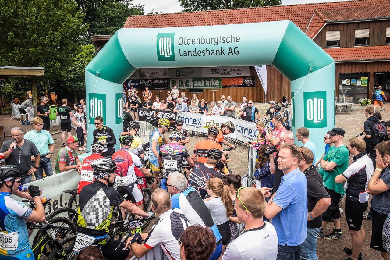Start zum 24h-Rennen am Alfsee